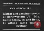 Image of North Western University Evanston Illinois USA, 1930, second 1 stock footage video 65675042734