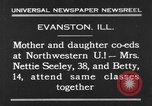 Image of North Western University Evanston Illinois USA, 1930, second 2 stock footage video 65675042734