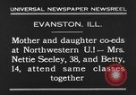 Image of North Western University Evanston Illinois USA, 1930, second 3 stock footage video 65675042734