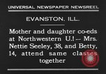 Image of North Western University Evanston Illinois USA, 1930, second 4 stock footage video 65675042734