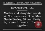 Image of North Western University Evanston Illinois USA, 1930, second 5 stock footage video 65675042734