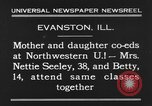 Image of North Western University Evanston Illinois USA, 1930, second 6 stock footage video 65675042734