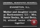 Image of North Western University Evanston Illinois USA, 1930, second 8 stock footage video 65675042734