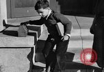 Image of unicycle Los Angeles California USA, 1933, second 10 stock footage video 65675042743