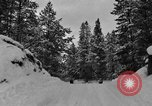 Image of air sled Colorado United States USA, 1933, second 10 stock footage video 65675042745