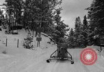 Image of air sled Colorado United States USA, 1933, second 12 stock footage video 65675042745