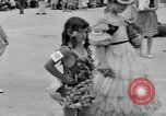 Image of American children parade in costume Ocean Park California USA, 1935, second 11 stock footage video 65675042765