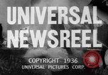 Image of Washington Husky crew boat race Seattle Washington USA, 1936, second 5 stock footage video 65675042771