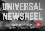 Image of Washington Husky crew boat race Seattle Washington USA, 1936, second 13 stock footage video 65675042771