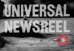 Image of Washington Husky crew boat race Seattle Washington USA, 1936, second 20 stock footage video 65675042771