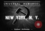 Image of anti-Nazi rally New York United States USA, 1938, second 2 stock footage video 65675042784