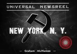 Image of American radicals New York United States USA, 1938, second 3 stock footage video 65675042784