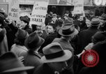 Image of anti-Nazi rally New York United States USA, 1938, second 10 stock footage video 65675042784