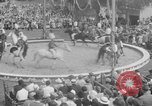 Image of Ringling Barnum and Bailey circus Sarasota Florida USA, 1938, second 10 stock footage video 65675042787
