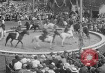 Image of Ringling Barnum and Bailey circus Sarasota Florida USA, 1938, second 11 stock footage video 65675042787