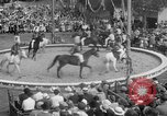 Image of Ringling Barnum and Bailey circus Sarasota Florida USA, 1938, second 12 stock footage video 65675042787