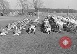 Image of Notre Dame football team South Bend Indiana USA, 1938, second 10 stock footage video 65675042790