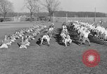 Image of Notre Dame football team South Bend Indiana USA, 1938, second 11 stock footage video 65675042790