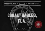 Image of Easiest Way horse Coral Gables Florida USA, 1938, second 4 stock footage video 65675042791