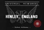 Image of British fighter planes Henley England, 1939, second 9 stock footage video 65675042794