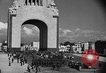 Image of Mexican soldiers Mexico City Mexico, 1939, second 7 stock footage video 65675042795