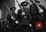 Image of Mexican soldiers Mexico City Mexico, 1939, second 10 stock footage video 65675042795