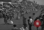 Image of children's parade on the boardwalk Ocean City New Jersey USA, 1939, second 7 stock footage video 65675042797