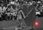 Image of children's parade on the boardwalk Ocean City New Jersey USA, 1939, second 9 stock footage video 65675042797