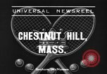 Image of men's doubles Chestnut Hill Massachusetts USA, 1939, second 3 stock footage video 65675042802