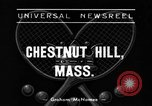 Image of men's doubles Chestnut Hill Massachusetts USA, 1939, second 4 stock footage video 65675042802