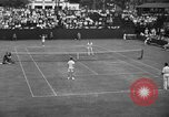 Image of men's doubles Chestnut Hill Massachusetts USA, 1939, second 5 stock footage video 65675042802