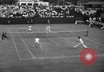 Image of men's doubles Chestnut Hill Massachusetts USA, 1939, second 10 stock footage video 65675042802