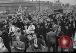Image of Oswald Mosley causing public disturbances  England United Kingdom, 1962, second 7 stock footage video 65675042812