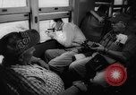 Image of Steam locomotive train trip Quebec Canada, 1962, second 12 stock footage video 65675042813