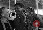 Image of Movie stars Del Mar California USA, 1937, second 8 stock footage video 65675042816