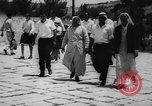Image of Israeli Arabs visiting mosques in Jerusalem Jerusalem Palestine, 1967, second 8 stock footage video 65675042821
