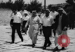 Image of Israeli Arabs visiting mosques in Jerusalem Jerusalem Palestine, 1967, second 9 stock footage video 65675042821