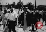 Image of Israeli Arabs visiting mosques in Jerusalem Jerusalem Palestine, 1967, second 11 stock footage video 65675042821