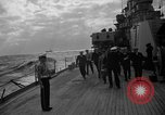 Image of Navy Secretary, Thomas, visits USS Bennington and USS St. Paul Pacific Ocean, 1955, second 6 stock footage video 65675042864