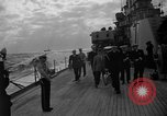 Image of Navy Secretary, Thomas, visits USS Bennington and USS St. Paul Pacific Ocean, 1955, second 7 stock footage video 65675042864