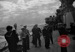 Image of Navy Secretary, Thomas, visits USS Bennington and USS St. Paul Pacific Ocean, 1955, second 12 stock footage video 65675042864