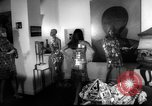 Image of metallic dresses Paris France, 1966, second 6 stock footage video 65675042880