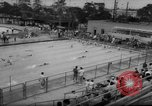 Image of swimming meet Los Angeles California USA, 1966, second 6 stock footage video 65675042881
