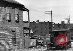 Image of slums United States USA, 1946, second 4 stock footage video 65675042890