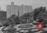 Image of modern planned housing community post war United States USA, 1946, second 1 stock footage video 65675042891