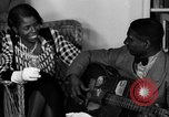 Image of Lead Belly United States USA, 1936, second 12 stock footage video 65675042894