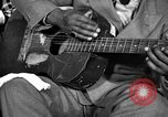 Image of Lead Belly United States USA, 1936, second 8 stock footage video 65675042895