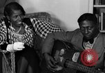 Image of Lead Belly United States USA, 1936, second 2 stock footage video 65675042896