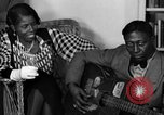Image of Lead Belly United States USA, 1936, second 3 stock footage video 65675042896