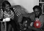 Image of Lead Belly United States USA, 1936, second 4 stock footage video 65675042896